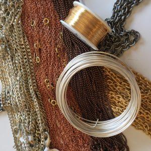 Chain & Wire