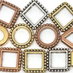 TierraCast Bead Frames