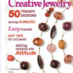 Knotted Vintage Bead Necklace Kits