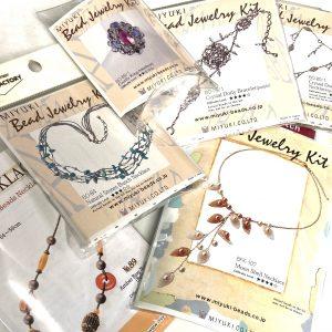 Miyuki Jewelry Kits